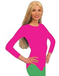 Body, pink, 4/4-Arm, Größe 36-40, Elastisch