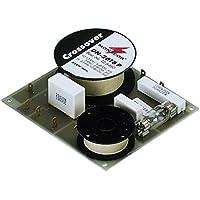 Monacor - Red de separación de frecuencias de dos salidas (protección de tweeter, 350 W, 3 kHz)