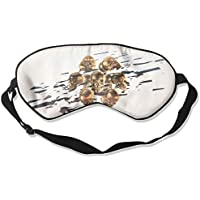 Sleep Eye Mask Abstract Skull Lightweight Soft Blindfold Adjustable Head Strap Eyeshade Travel Eyepatch E1 preisvergleich bei billige-tabletten.eu