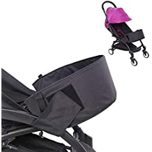 szseven Plataformas para Silla de Paseo, Tabla de Pies para Bebés, Pedal Universal para