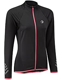 Tenn Ladies Windstorm Breathable L/S Cycling Jersey
