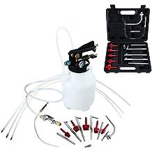 FreeTec Kit de extracción de aceite neumático y líquido de 6 litros con ...