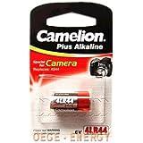 10 x Camelion Plus Alkaline Batterie/besonders für Kameras geeignet 4LR44/4 LR44/A544