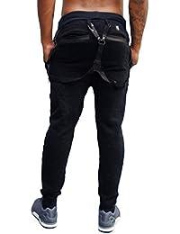 Pantalon Jogging Sarouel Homme Cabaneli