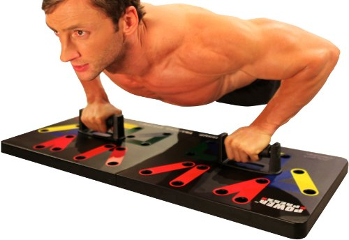 #Power Press Push Up – Complete Push Up Training System (Strength & Conditioning)#