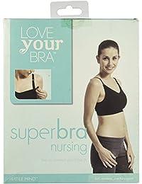Fertile mindtm, superbratm, doux, nahtloser de grossesse et d'allaitement extensible umstands de grossesse soutien-gorge.