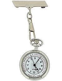Boxx f045.01–Pocket watch, metal band–silver
