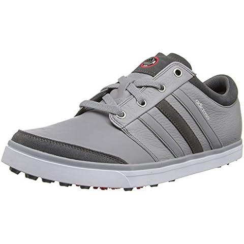 Adidas Adicross Gripmore Golf Pelle Scarpa de
