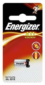 Energizer E11A-A11 Pile Alcaline 6V