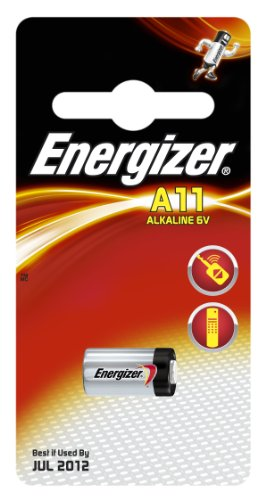 Energizer Alkaline Spezialbatterie E 11 A L1016 6 Volt 1er Pack 6v-energizer