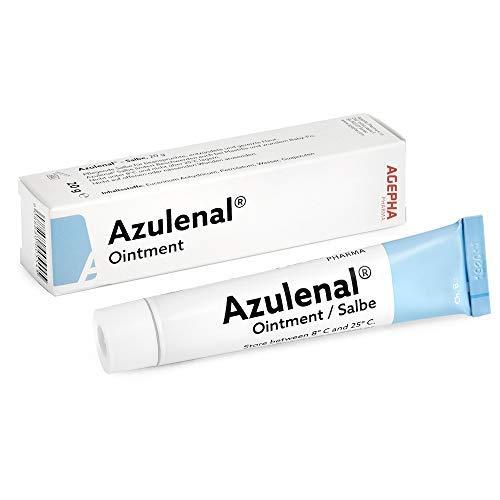 Azulenal® Wund und Heilsalbe - Natürlich Entzündungshemmende Salbe After Ekzem Wundsalbe Baby Creme