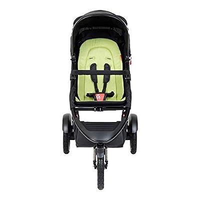 Phil&teds Sport V6 2019+ - Silla de paseo con asiento, color verde