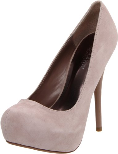 GORGEOUS-20 Blush Suede