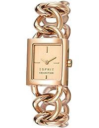 Esprit Damen-Armbanduhr Artemis Analog Quarz Edelstahl EL102102F02