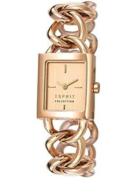 Esprit Collection Damen-Armbanduhr Artemis Analog Quarz Edelstahl EL102102F02