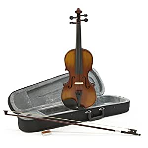 Violon Étudiant Plus 4/4 Aspect Antique par Gear4music