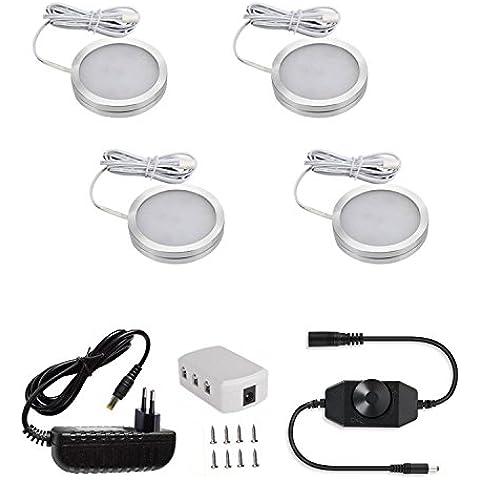 EFK LED Sotto Cabinet Kit di Illuminazione,