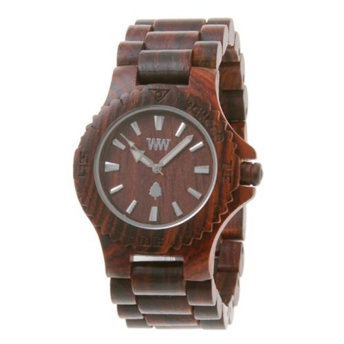 WeWood Date Brown Holzuhr