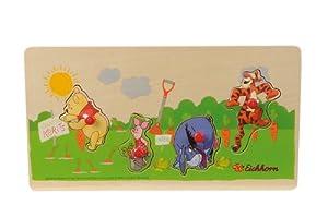Eichhorn - Puzzle de Madera Winnie The Pooh Importado de Alemania