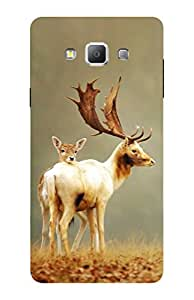 Cell Planet's High Quality Printed Designer Back Cover For SAMSUNG GALAXY A7 (2016)