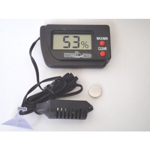 Digital Hygrometer Humidity with Remote Probe 20-90% Test