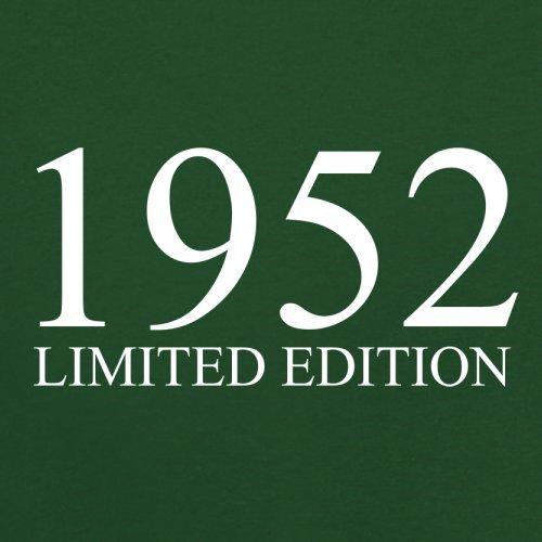 1952 Limierte Auflage / Limited Edition - 65. Geburtstag - Herren T-Shirt - 13 Farben Flaschengrün