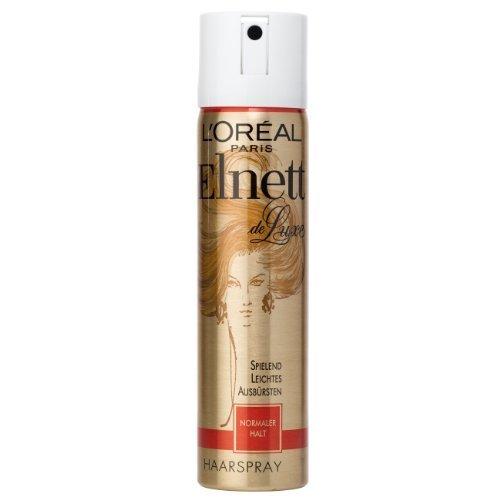 5Pack L 'Oréal elnett Luxe mini pelo Spray Alcance