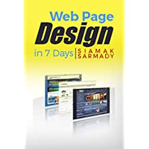 Web Page Design in 7 Days (English Edition)