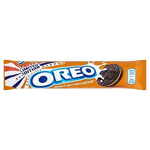 OREO PEANUT BUTTER cookie 154g