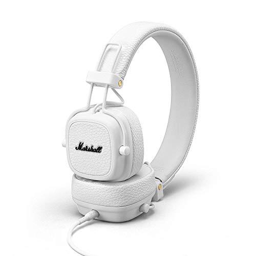 Marshall Major III On-Ear Headphones (White) Image 2