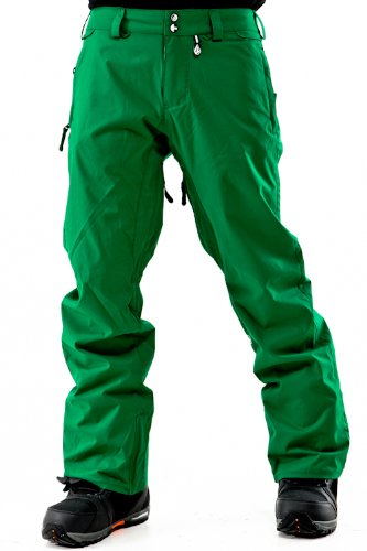 Volcom Modern Chino Pant 2014, kelly green, XS