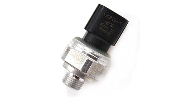 K/ältemittel Druckschalter Klimaanlage Drucksensor OEM # 42CP20-1