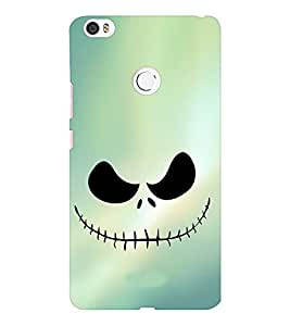 EPICCASE Evil laugh Mobile Back Case Cover For Xiaomi Mi Max (Designer Case)