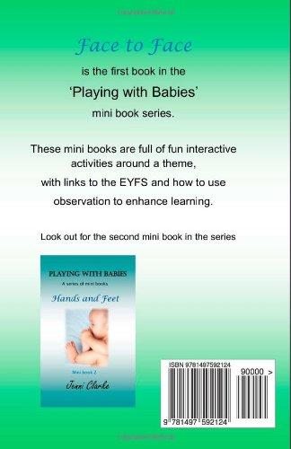 Playing with Babies -  mini book 1 - Face to Face: mini book 1 - Face to Face: Volume 1