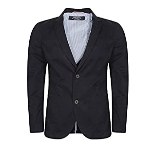Kensington Andris Mens Suit Blazer - Navy- Medium