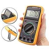 Tester Multimetro Digitale DISPLAY GIGANTE Economico e performante - Con Prova Transistor E Misura Hfe
