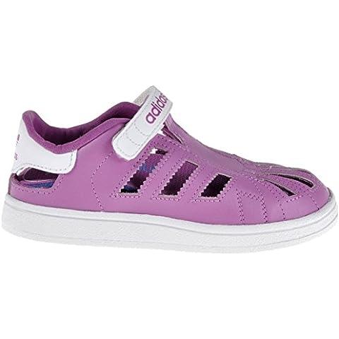 Adidas Kinder Mädchen SUPERSTAR SANDAL CF l , D67620