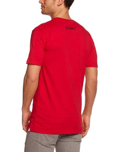 Altamont Herren T-Shirt Sights rot - rot