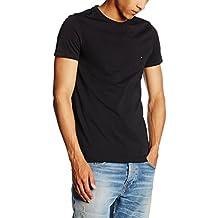 Tommy Hilfiger Herren T-Shirt Core Stretch Slim Cneck Tee