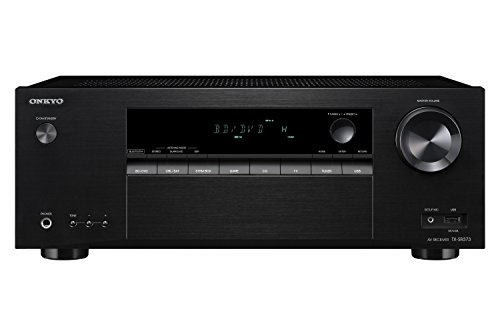Onkyo Europe Electronics TX-SR373-B 5.1-Kanal Heimkinoreceiver schwarz Audio-video-receiver