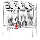 fnS Bernina 24 Cutlery set with stand Made from premium stainless steel