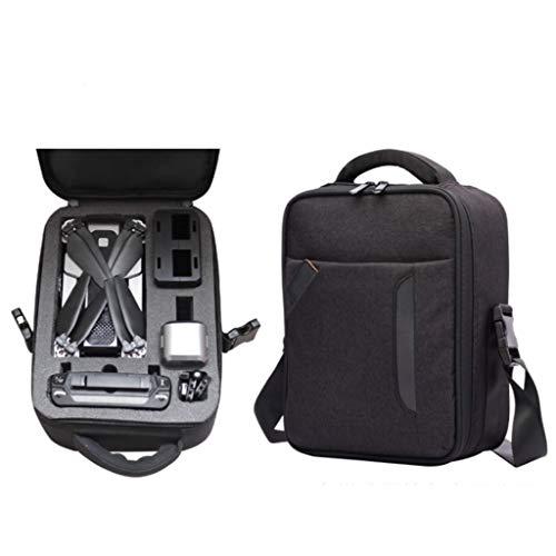 Fytoo Drohne Aufbewahrungstasche für MJX Bugs 4W B4W D88 EX3 HS550 Faltender Quadcopter Diagonal-Paket Handtasche Umhängetasche Zubehör