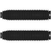 Ariete - 07995 -Lot de 2soufflets defourche noir, diamètre 38 / 56 mm