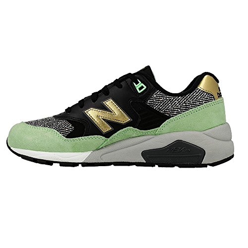 New Balance Frau Sneakers Quotwrt580cfquot Grün-Schwarz-Weiß
