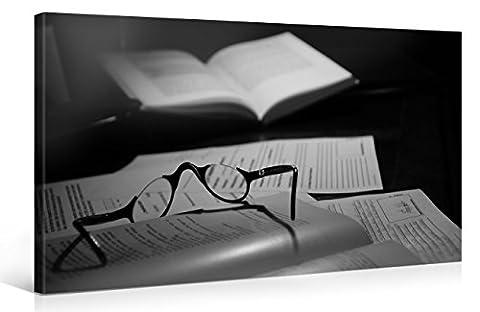Impression Giclée sur Toile en Grand Format – RETRO BLACK