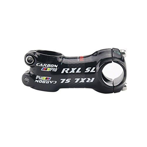 RXL SL Vorbau Carbon Fahrrad Rennrad Radsport Vorbauten 25.4 * 80mm