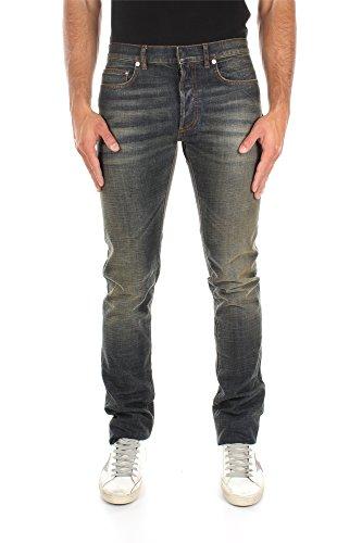 jeans-christian-dior-homme-coton-bleu-denim-163d007tx995540-bleu-33-50-it