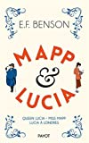 Mapp & Lucia | Benson, Edward Frederic (1867-1940). Auteur