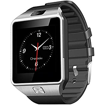GSTEK Smartwatch Bluetooth Smart Watch Reloj Inteligente Teléfono Inteligente Pulsera SIM/TF Pantalla Cámara Táctil para Android Samsung HTC LG Huawei ...