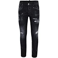 Dsquared2 Dsquared Jeans Slim S74LB0398 Dark Grey